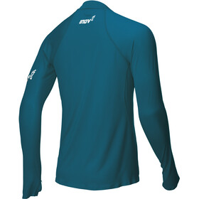 inov-8 Base Elite LS Baselayer Men blue/green